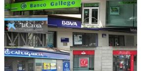 fachadas bancos